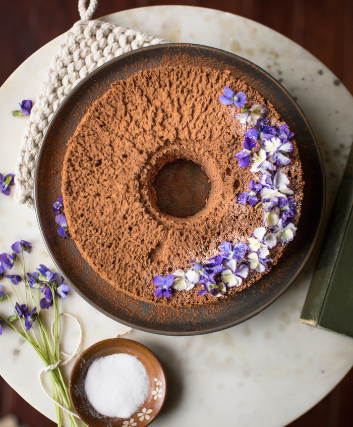 Recipe for Chocolate Angel Food Cake